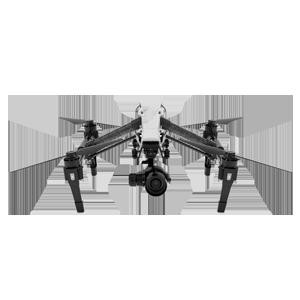DJI Inspire 1 Pro RAW Drone
