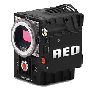 RED Epic-M Mysterium 4K Digital Camera