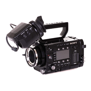 Sony PMW-F5 CineAlta 4K Digital Cinema Camera