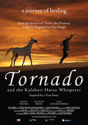 Tornado & the Kalahari Horse Whisperer